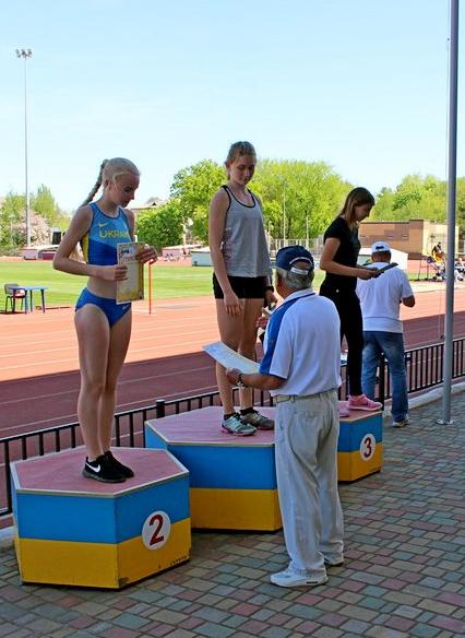 В Бахмуте состоялся Кубок Донецкой области по легкой атлетике, фото-5