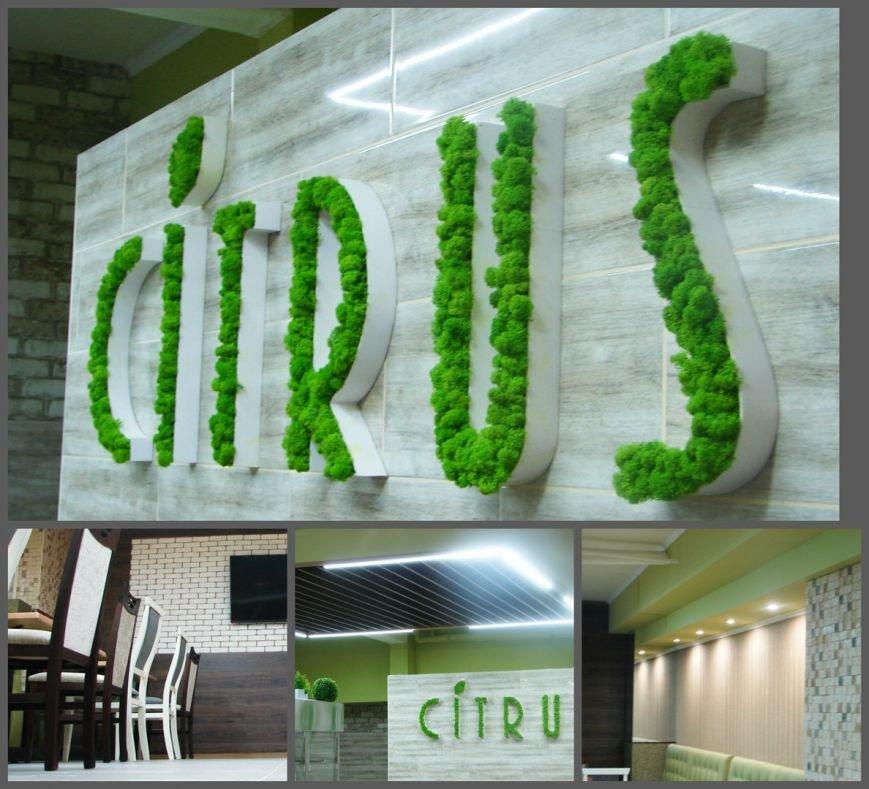Сегодня открытие нового кафе быстрого питания Citrus! Скидка 25% на ВСЁ меню, фото-1