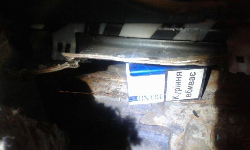 """Закарпатські прикордонники через невелику кількість цигарок конфіскували """"Мерседес"""" та """"Ніссан"""": фото, фото-3"""