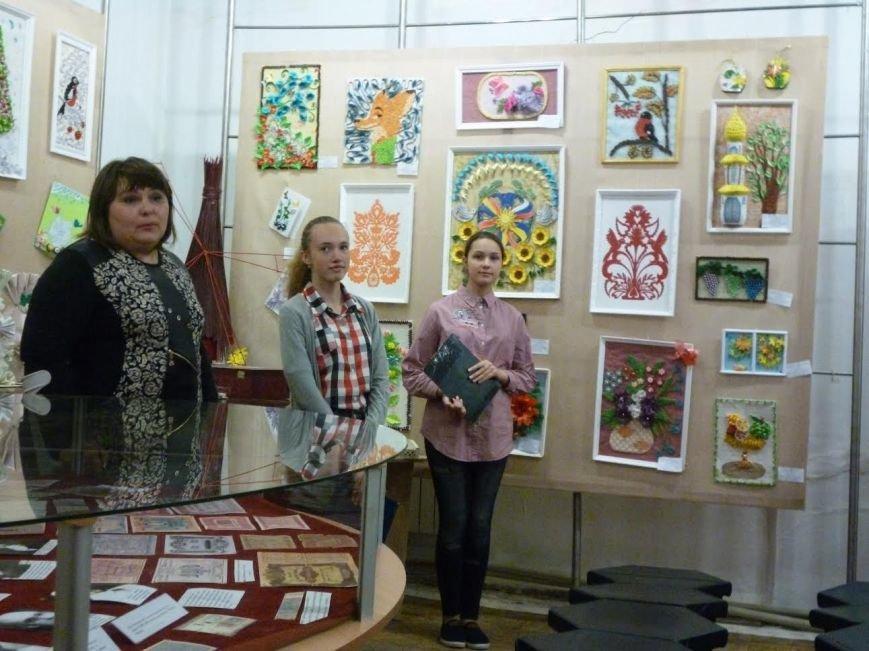 В музеї відкрилася виставка «Обдаровані діти – надія України», фото-5