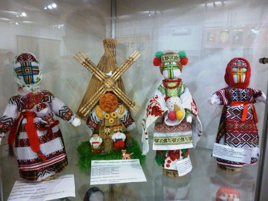 В музеї відкрилася виставка «Обдаровані діти – надія України», фото-2
