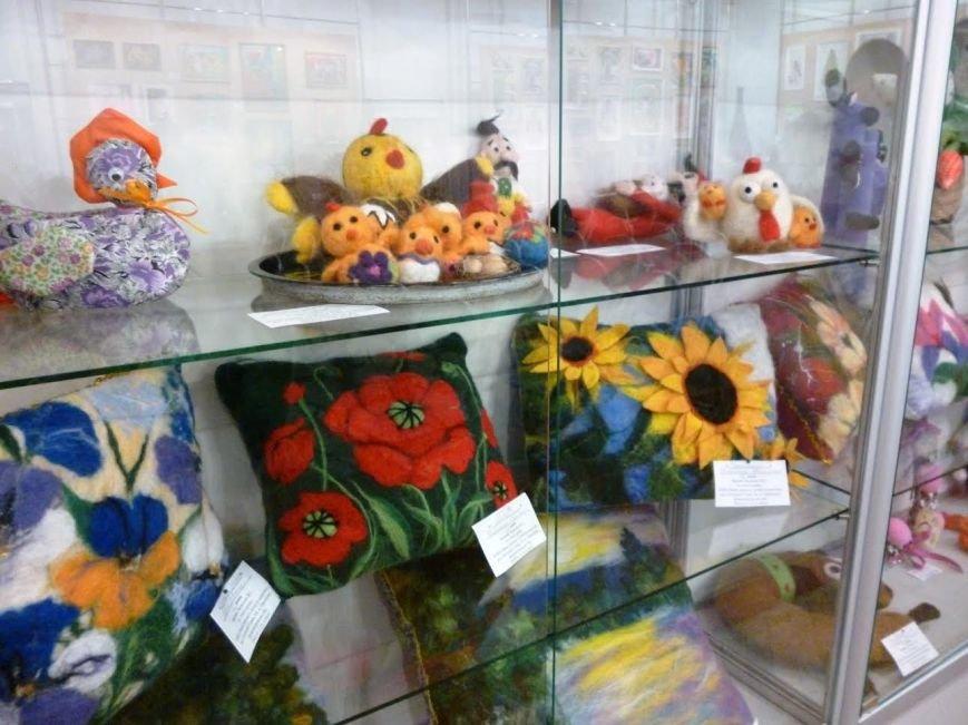 В музеї відкрилася виставка «Обдаровані діти – надія України», фото-6