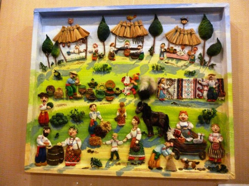 В музеї відкрилася виставка «Обдаровані діти – надія України», фото-4