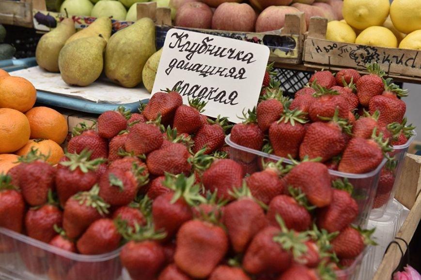 Почему в Симферополе дорогая клубника и можно ли ее есть (ФОТО), фото-6