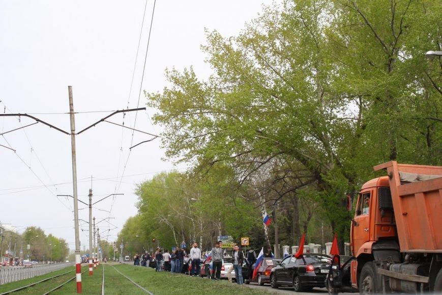 810 автомобилей проехались по Ульяновску в честь Дня Победы. ФОТО, фото-3