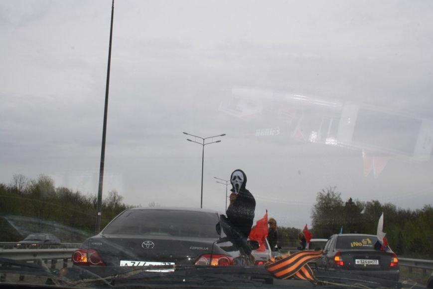 810 автомобилей проехались по Ульяновску в честь Дня Победы. ФОТО, фото-9