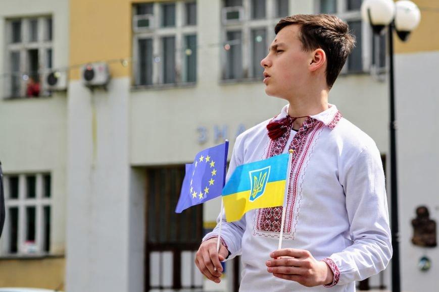 Ужгород відсвяткував ухвалення безвізу швидше за Президента: фоторепортаж, фото-6