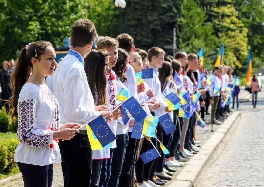 Ужгород відсвяткував ухвалення безвізу швидше за Президента: фоторепортаж, фото-3
