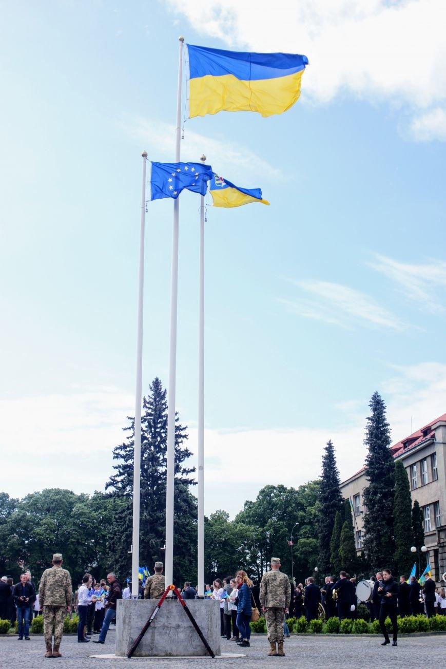 Ужгород відсвяткував ухвалення безвізу швидше за Президента: фоторепортаж, фото-5
