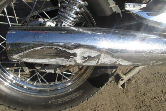 """На Закарпатті після зіткнення з """"Мерседесом"""" у лікарню з численними травмами госпіталізували мотоцикліста: фото, фото-1"""