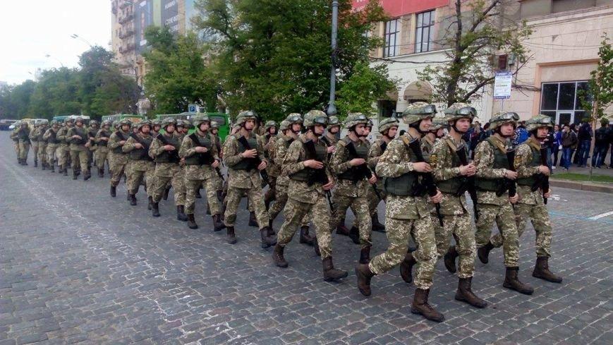 В Харькове торжественно подняли флаг Евросоюза и отметили принятие безвиза (ФОТО), фото-3