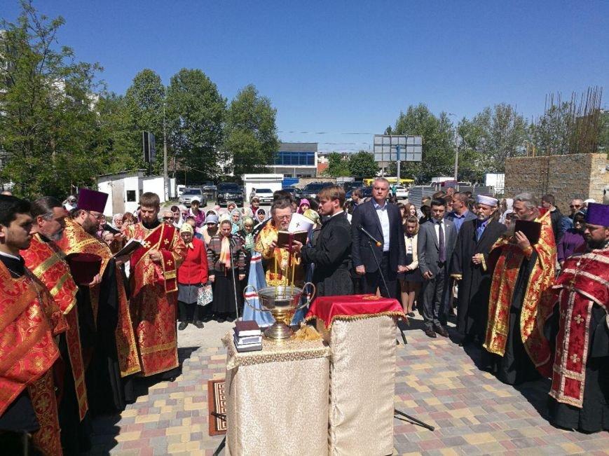 В Симферополе освятили колокола Свято-Екатерининского храма (ФОТОФАКТ, ВИДЕО), фото-5