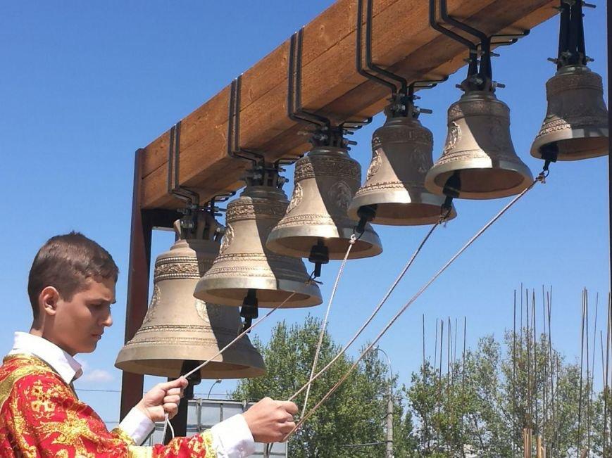 В Симферополе освятили колокола Свято-Екатерининского храма (ФОТОФАКТ, ВИДЕО), фото-4