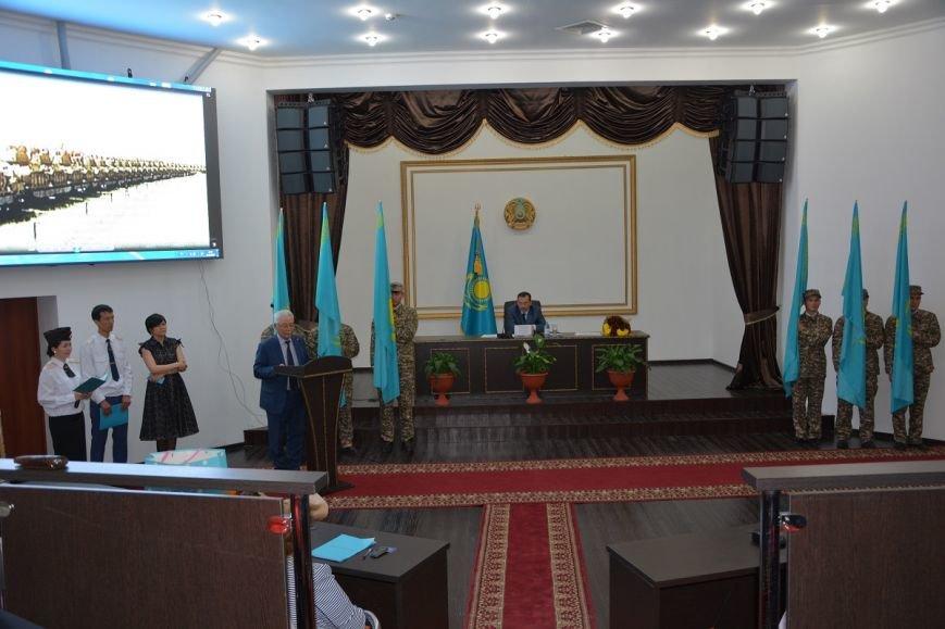 Судья Мангистауского областного суда отправился в отставку, фото-1
