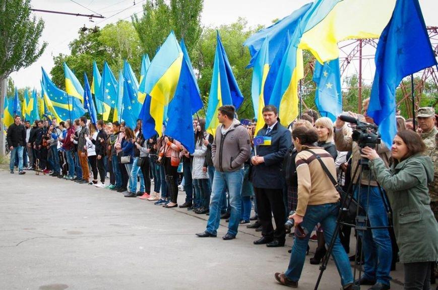 В Северодонецке отметили День Европы в Украине (фото), фото-6