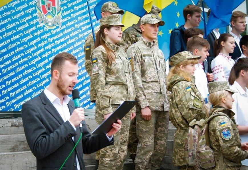 В Северодонецке отметили День Европы в Украине (фото), фото-3