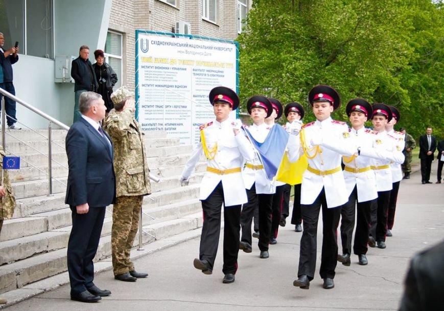 В Северодонецке отметили День Европы в Украине (фото), фото-4