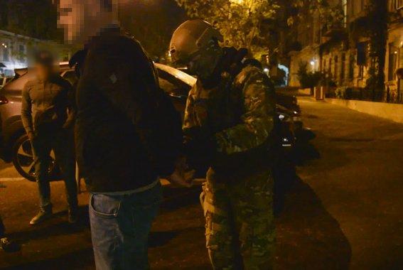 Одесская полиция: Вместо того, что бы арестовать всех авторитетов сразу, взяли одного (ФОТО, ВИДЕО), фото-6