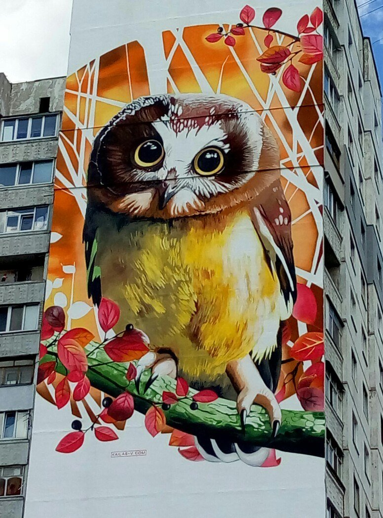 Европейские художники распишут стены харьковских домов (ФОТО), фото-1