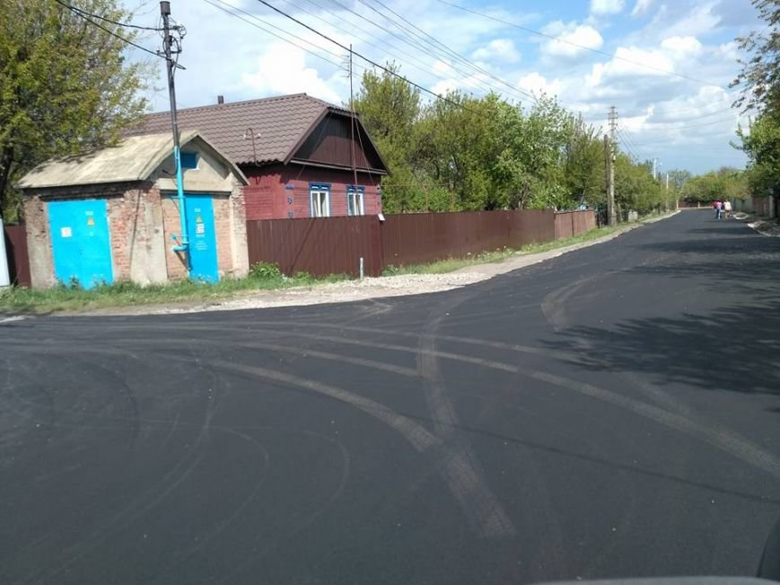 На вулиці Гастелло пройшло свято з нагоди відкриття нової дороги, фото-2