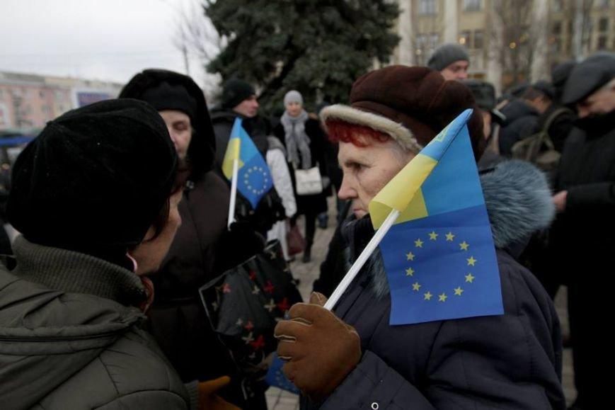 Как это было - дончане в 2013-м поддержали европейский выбор Украины (ФОТО), фото-4