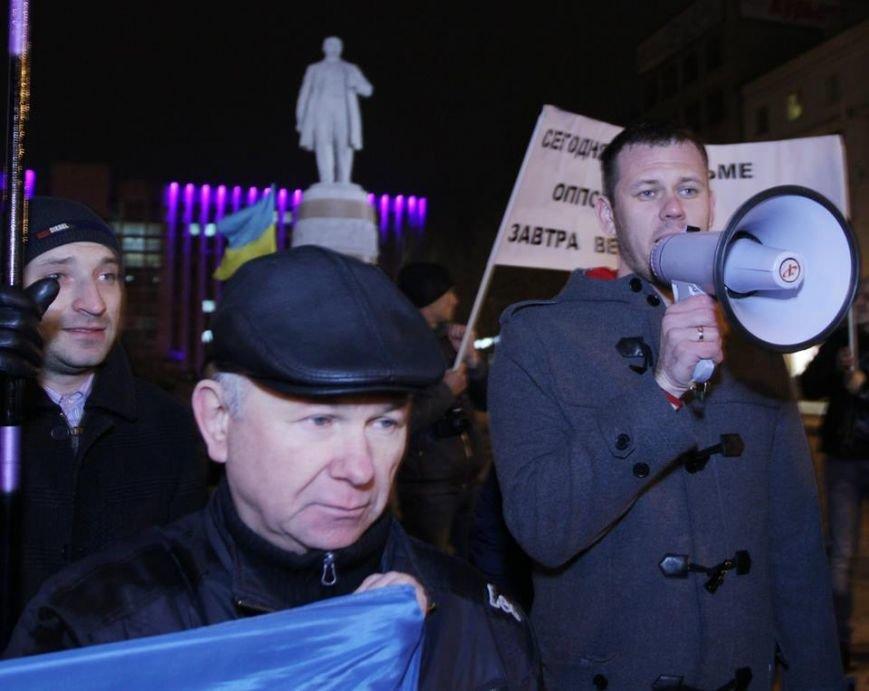 Как это было - дончане в 2013-м поддержали европейский выбор Украины (ФОТО), фото-7