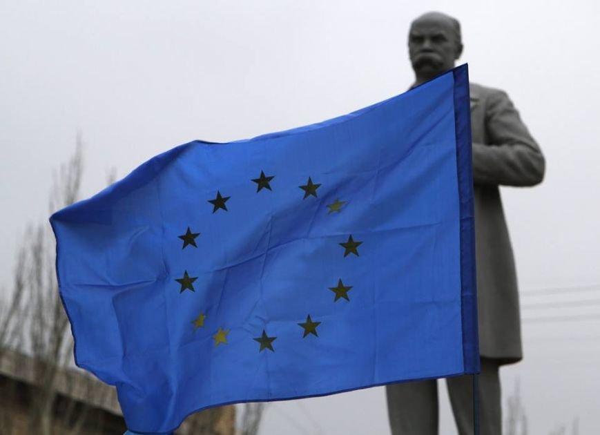 Как это было - дончане в 2013-м поддержали европейский выбор Украины (ФОТО), фото-1