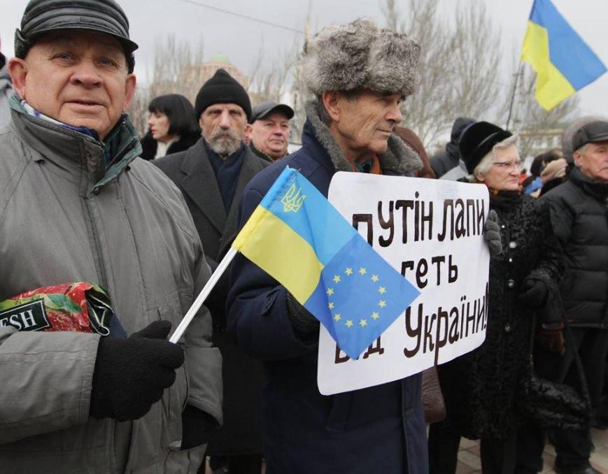 Как это было - дончане в 2013-м поддержали европейский выбор Украины (ФОТО), фото-3