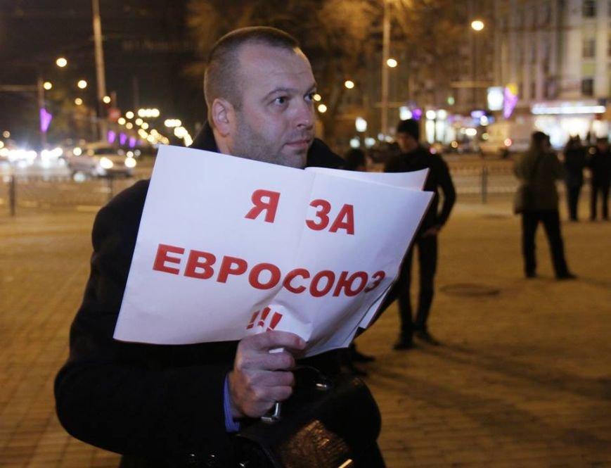 Как это было - дончане в 2013-м поддержали европейский выбор Украины (ФОТО), фото-8
