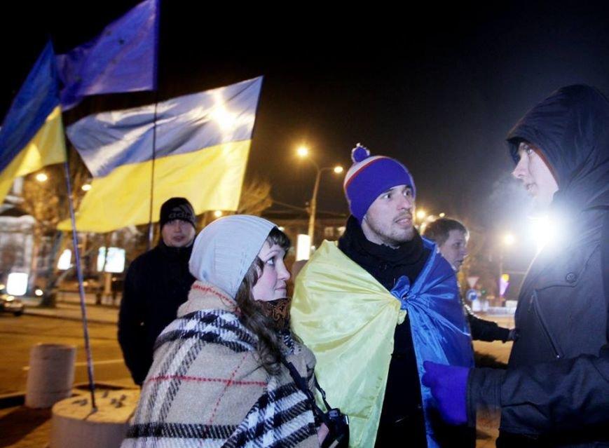 Как это было - дончане в 2013-м поддержали европейский выбор Украины (ФОТО), фото-2