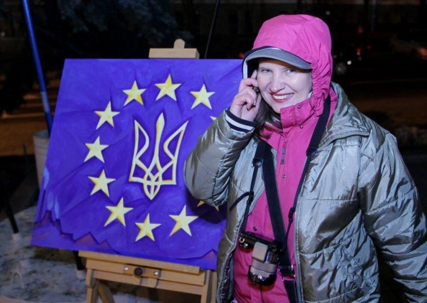 Как это было - дончане в 2013-м поддержали европейский выбор Украины (ФОТО), фото-11