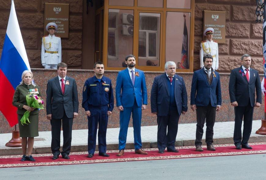 Крымчане в ДНР празднуют годовщину создания народной республики (ФОТО), фото-1