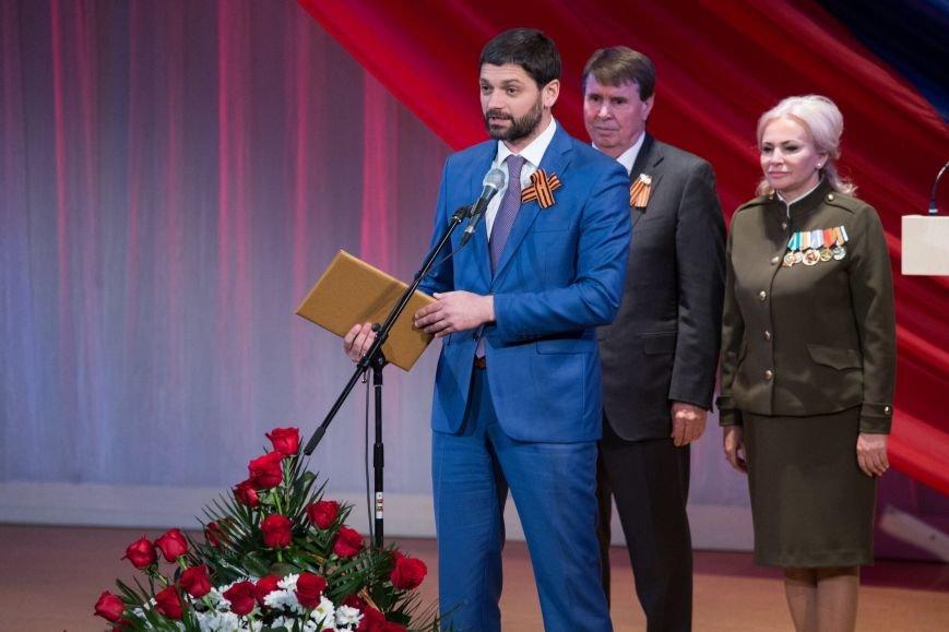 Крымчане в ДНР празднуют годовщину создания народной республики (ФОТО), фото-2