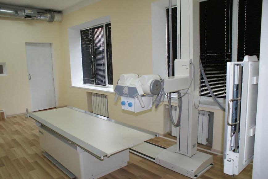 В Каменском презентовали кабинет рентгенодиагностики, фото-2