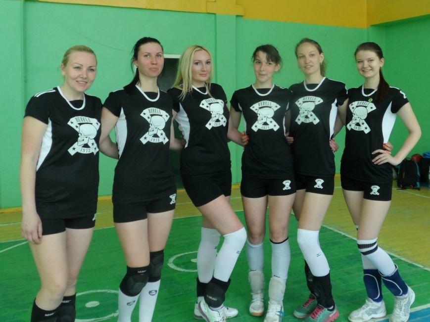 Каменские волеболисты стали призерами областных соревнований, фото-2
