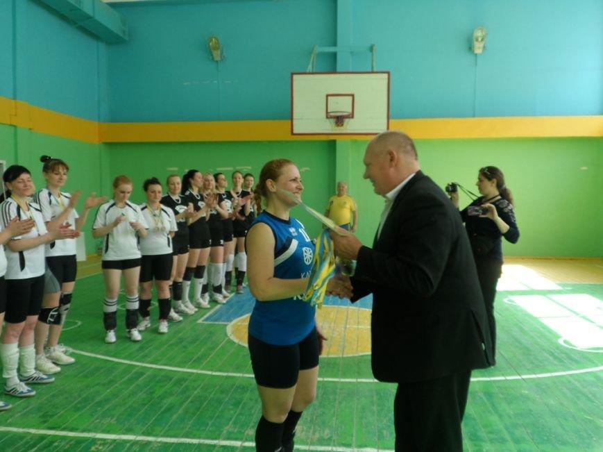 Каменские волеболисты стали призерами областных соревнований, фото-4