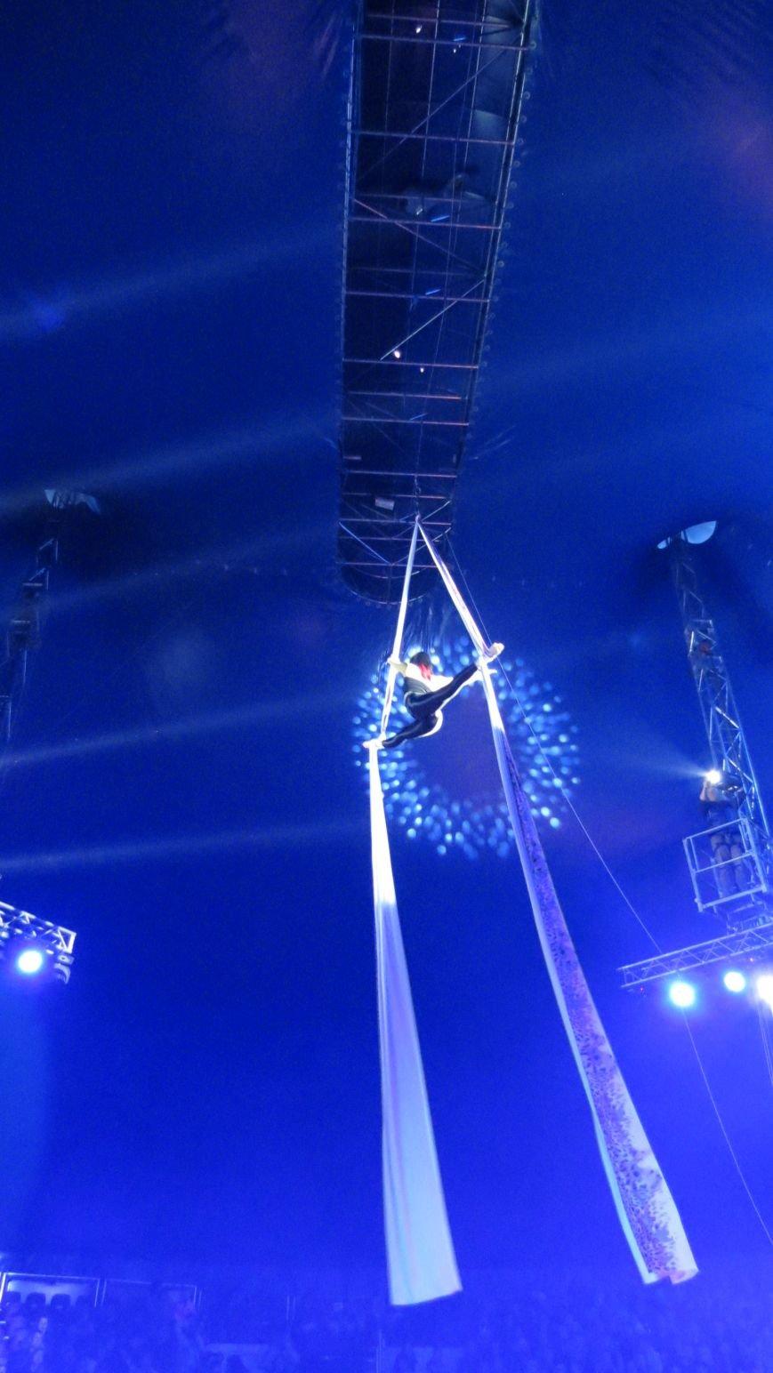 Италия приехала в Покровск: всемирно известный цирк «Кобзов» подарил горожанам 2 часа незабываемых эмоций, фото-28