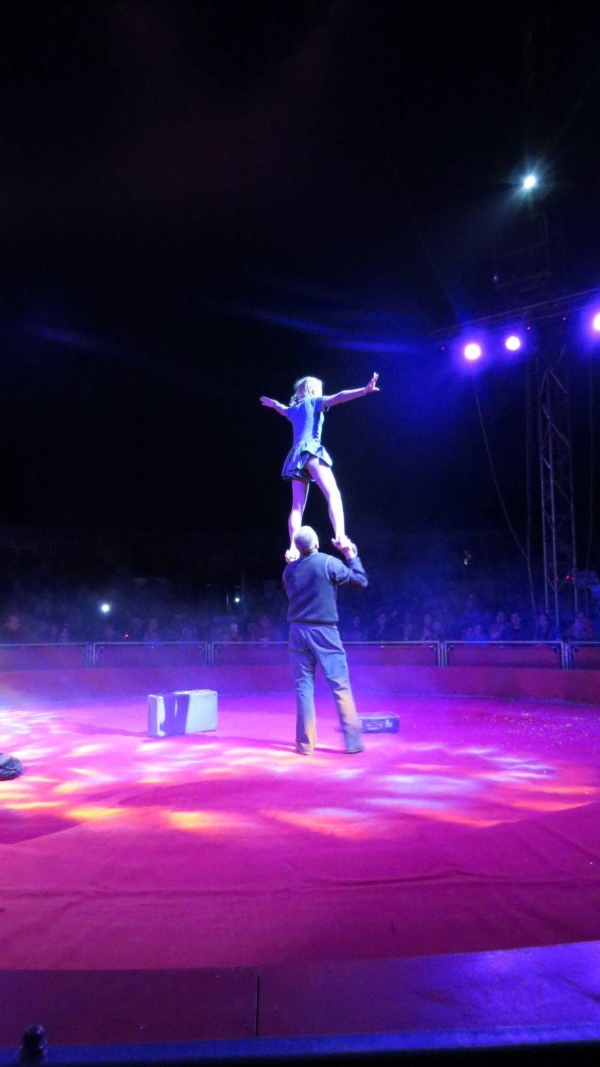 Италия приехала в Покровск: всемирно известный цирк «Кобзов» подарил горожанам 2 часа незабываемых эмоций, фото-29