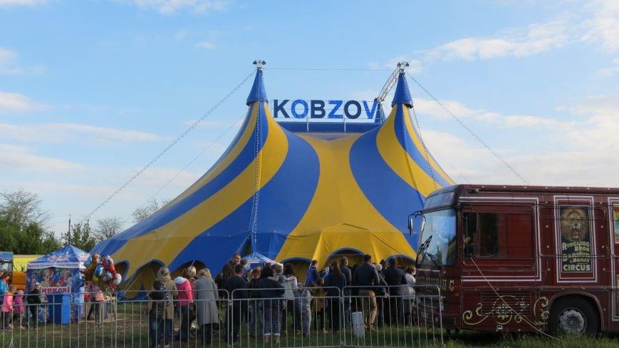 Италия приехала в Покровск: всемирно известный цирк «Кобзов» подарил горожанам 2 часа незабываемых эмоций, фото-1