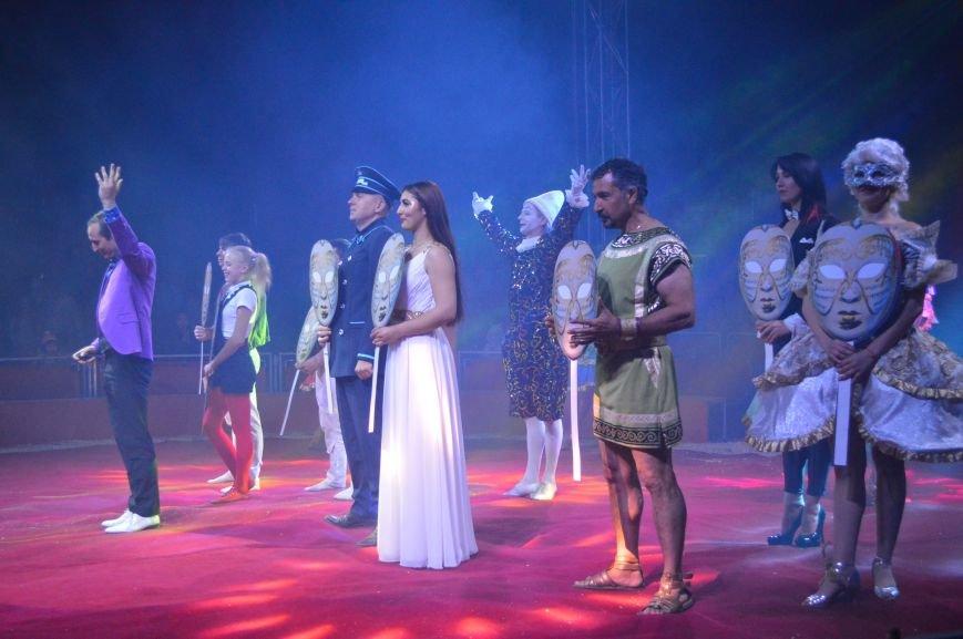 Италия приехала в Покровск: всемирно известный цирк «Кобзов» подарил горожанам 2 часа незабываемых эмоций, фото-26