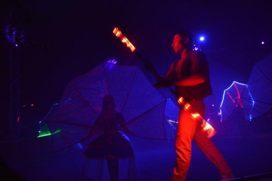 Италия приехала в Покровск: всемирно известный цирк «Кобзов» подарил горожанам 2 часа незабываемых эмоций, фото-36