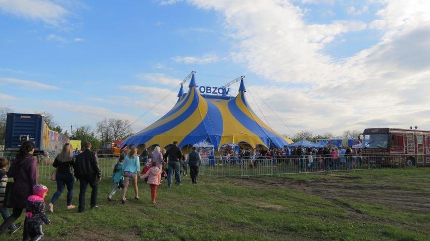 Италия приехала в Покровск: всемирно известный цирк «Кобзов» подарил горожанам 2 часа незабываемых эмоций, фото-3