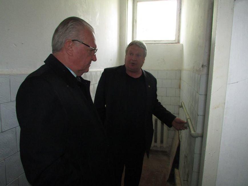 Міський голова Віктор Весельський взявся за наведення порядку у закладах освіти міста, фото-4