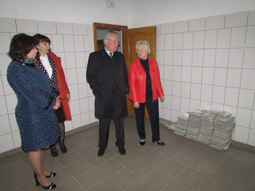 Міський голова Віктор Весельський взявся за наведення порядку у закладах освіти міста, фото-3
