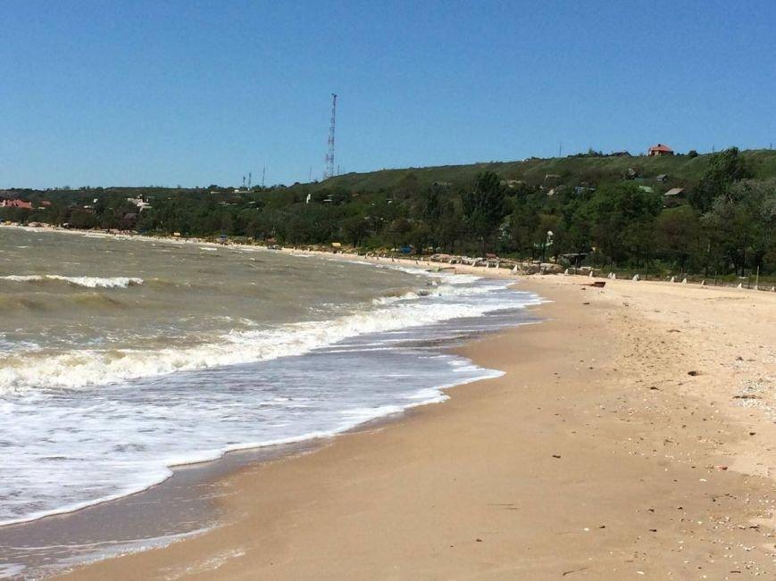 Военные передумали уходить с пляжа пос. Песчаный в Мариуполе (ФОТО, ВИДЕО), фото-6