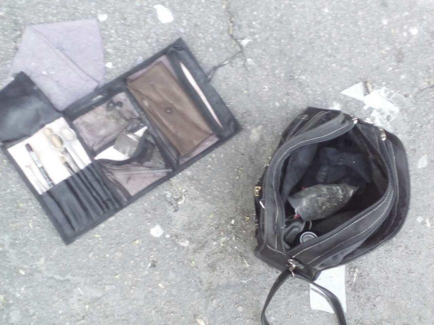 В Каменском благодаря бдительному соседу полицейские задержали «домушника», фото-4