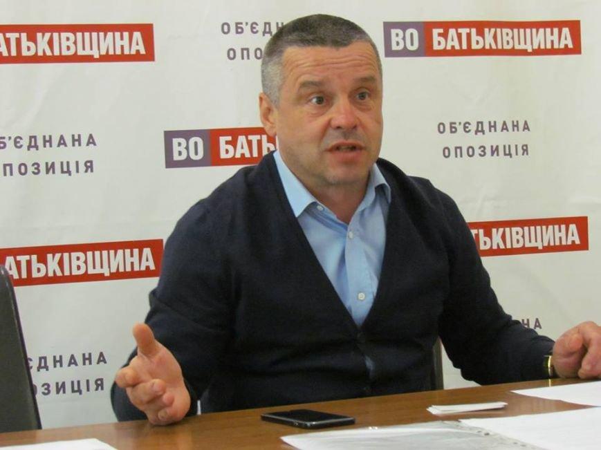 """""""Батькiвщина"""" инициирует проведение Всеукраинского референдума по земельному вопросу, фото-1"""
