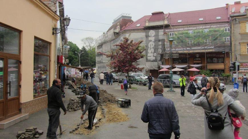 """Власники """"Червоної ружі"""" ритимуть вулицю Волошина 2 дні: фото, фото-5"""