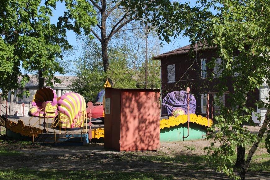 «Незримые» работы в парке Каменского завершаются, фото-19