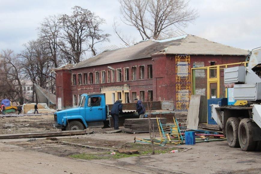 «Незримые» работы в парке Каменского завершаются, фото-4